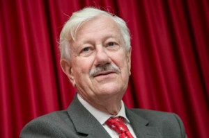 Philippe Moureaux, Molenbeek egykori polgármestere. Fotó: OLIVIER VIN/AFP/Getty