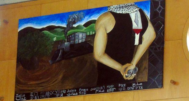 Palesztin-barát tüntetők zaklatják a Hanukát ünneplő diákokat a kanadai YorkEgyetemen