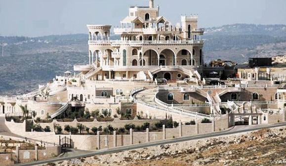 Luxus és nyomor egyvelege a Palesztin Hatóságterületén
