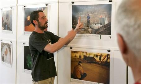 A BtS zürichi kiállítása az IDF állítólagos rémtetteiről, Arutz Sheva