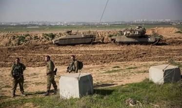 IDF- katonák Gáza mellett, Arutz Sheva