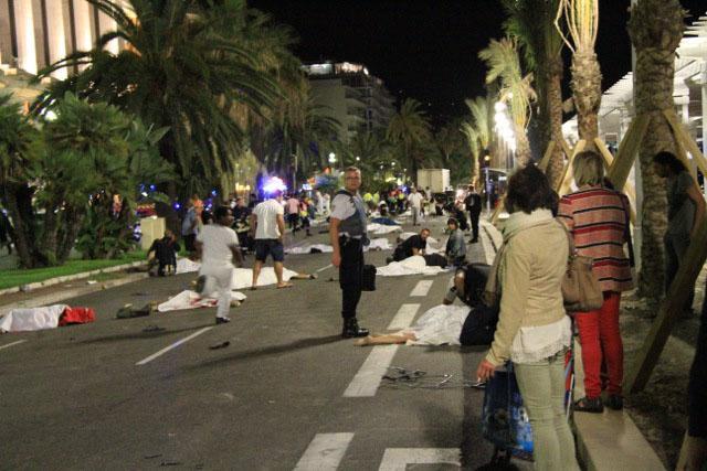 A dzsihádista terror: azt hiszik, hogy csak a zsidókat…? Gondolják át mégegyszer.