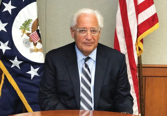 Újra elhatárolódott tulajdon izraeli nagykövetétől az Egyesült Államok külügyminisztériuma